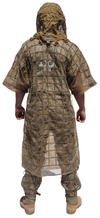 KING Cobra (ghillie suit foundation)