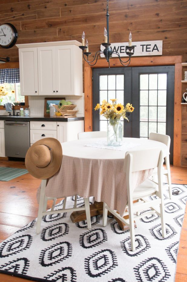 Photo of Dining Table Swap For Fall – CREATIVE CAIN CABIN