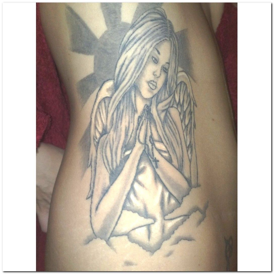 happy angel tattoo wwwpixsharkcom images galleries
