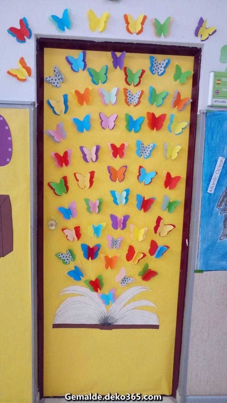Kreative und Großartige Buchwoche #classroomdecor