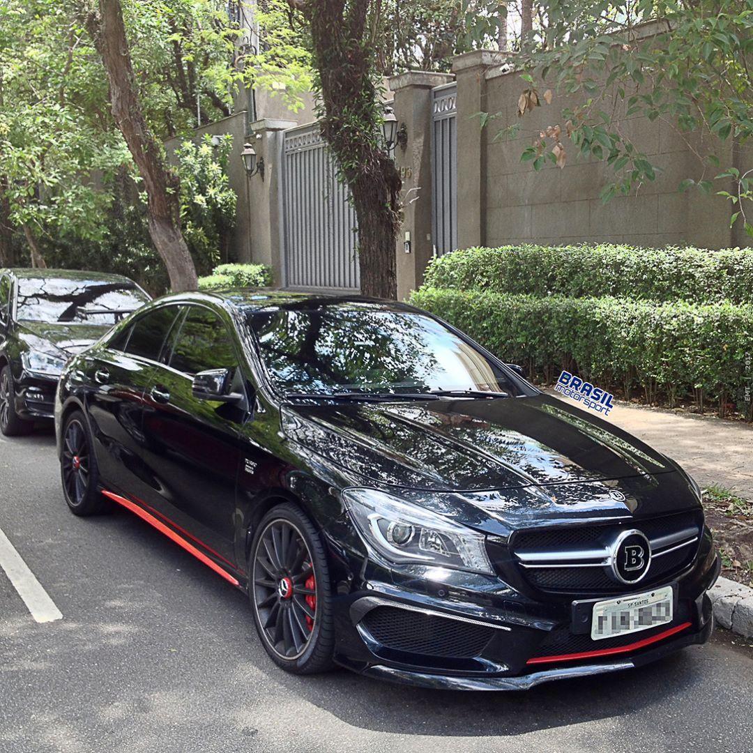 "Mercedes Benz Cla: CLA 45 AMG (C117) Kit ""#Brabus"" #CLAA45AMG"