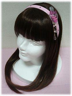 Angelic Pretty » Headwear » Crystal Toilette Headband