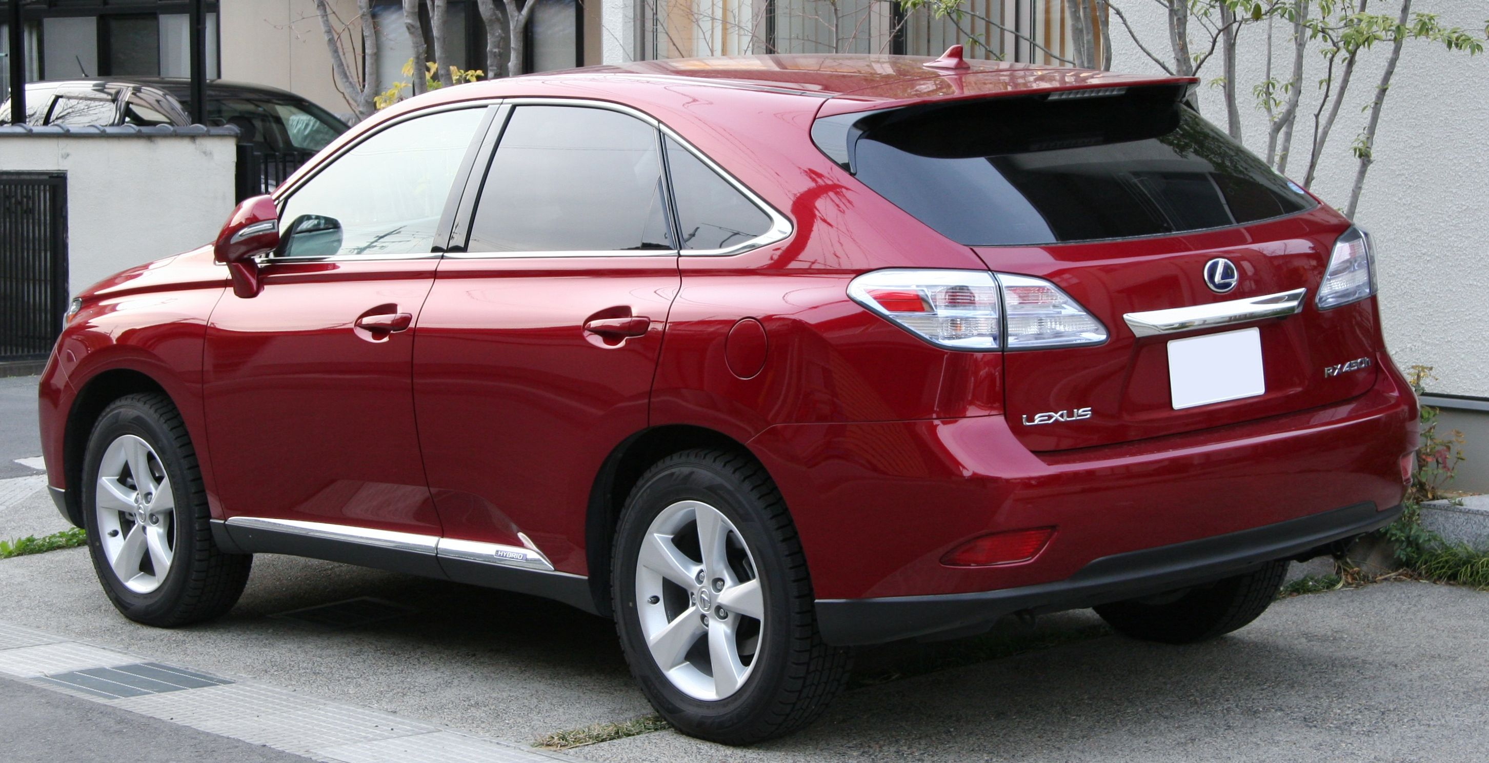Lexus Rx 300 Venition Red Google Search