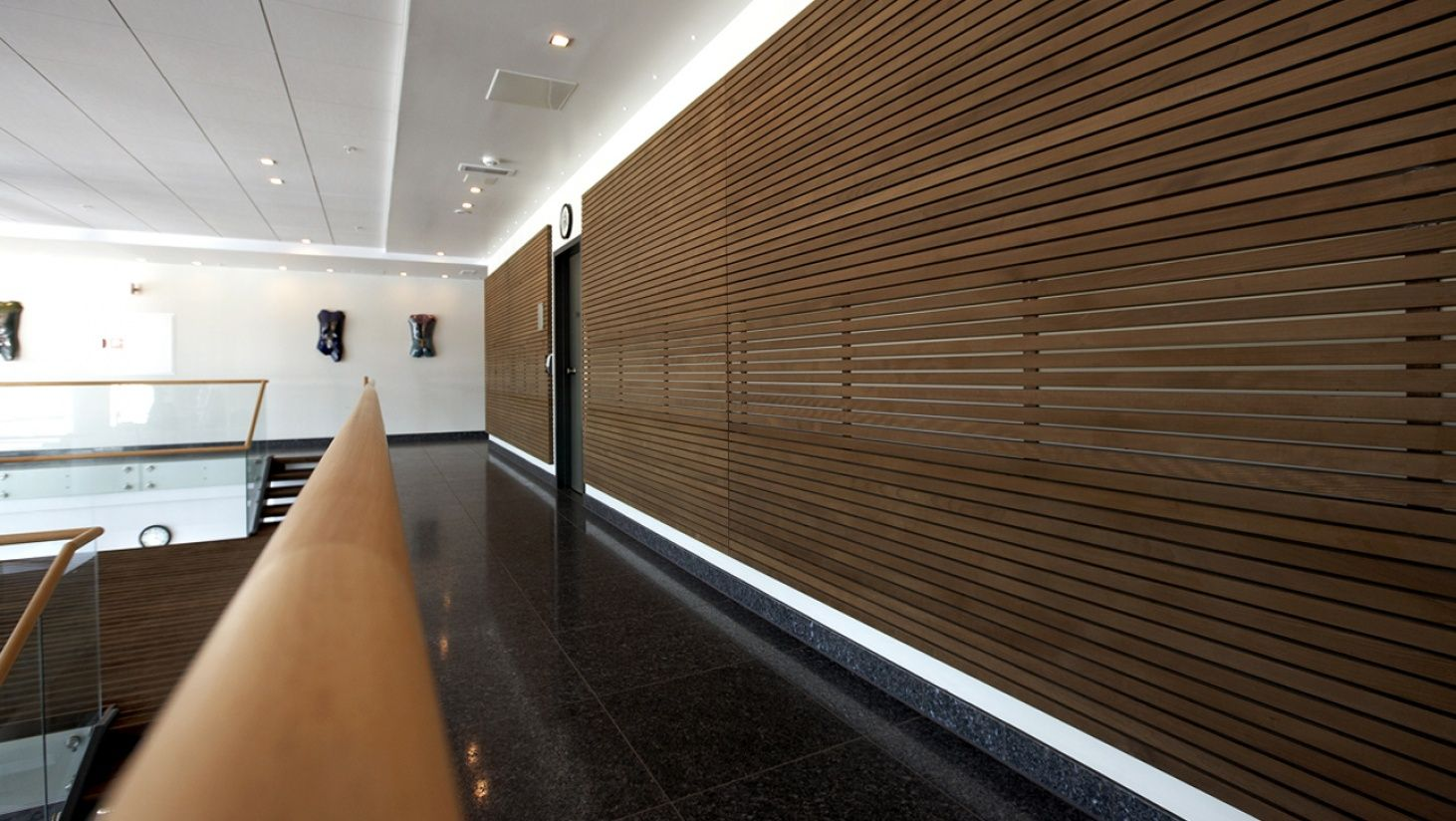 Interior Wood Cladding 001