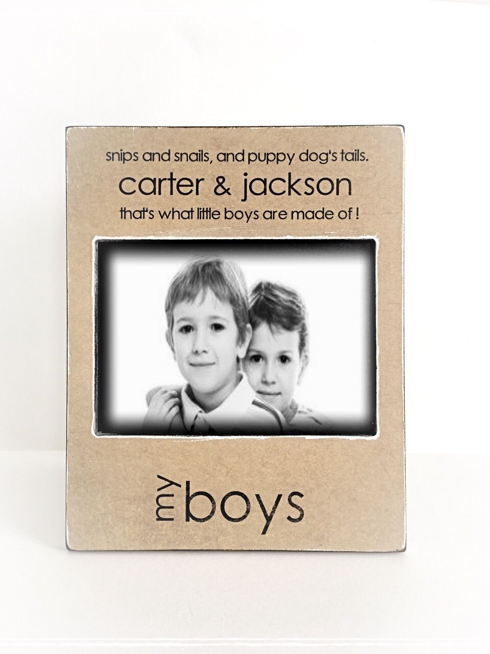 my boys picture frame picture frame for mom from son mom picture frame - Mom Frames