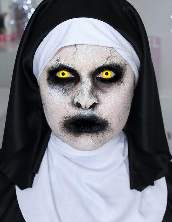 Halloween Makeup Scary.Scary Halloween Makeup Tutorials You Can T Miss Halloween