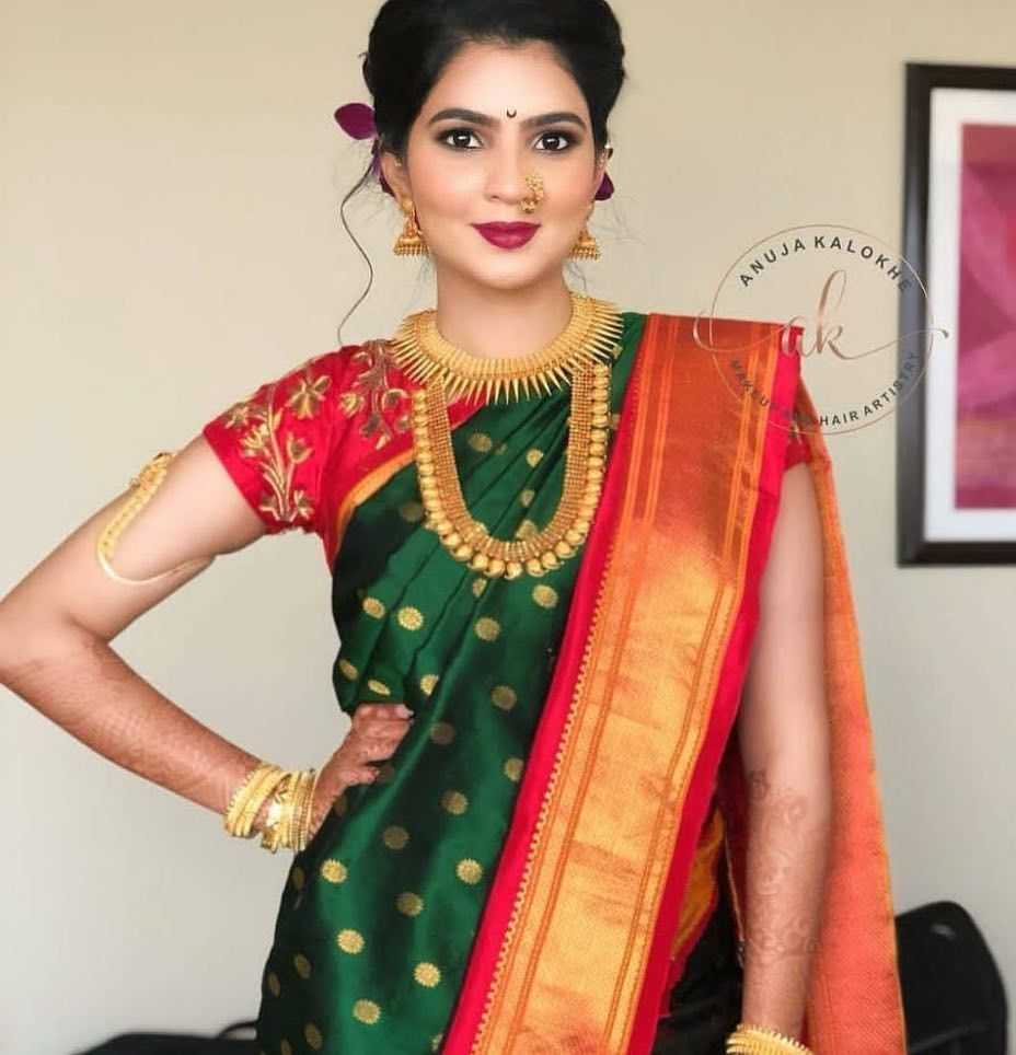 Yeola paithani saree images good morning people  paithani silk sarees available for sale in