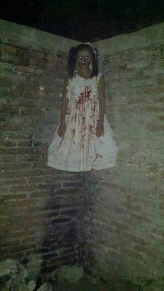 Bilder ohne Worte Scary, Halloween scene and Creepy