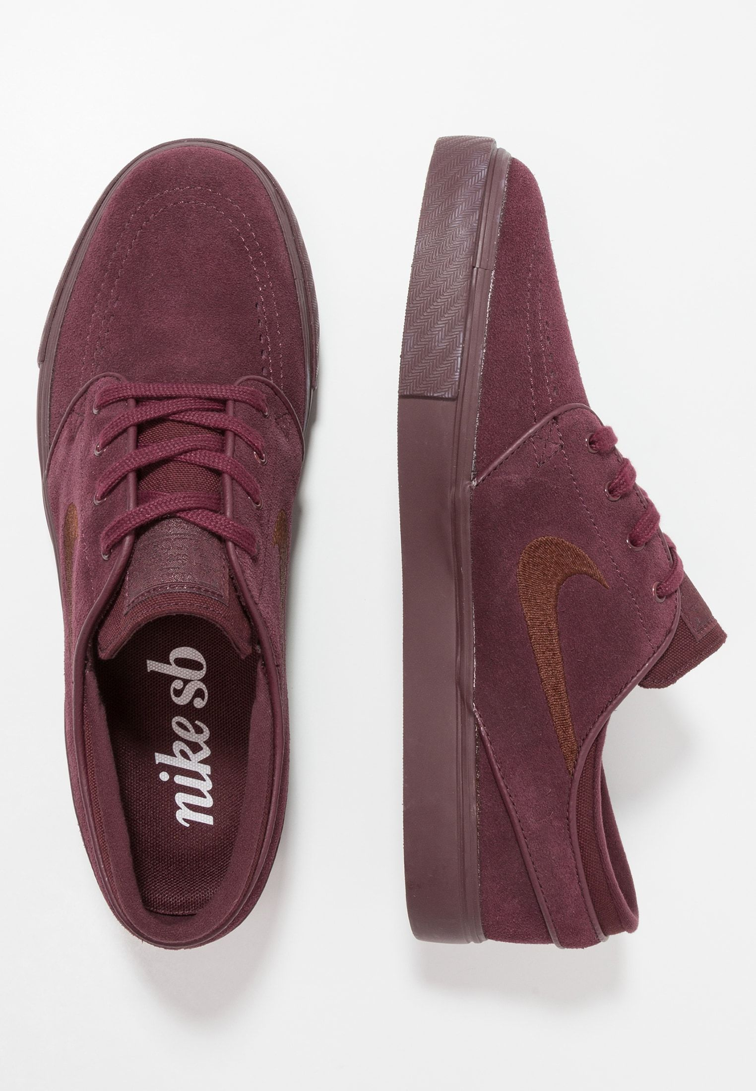 pretty nice 062b8 90899 Nike SB ZOOM STEFAN JANOSKI - Sneakers - burgundy crush phantom - Zalando.se