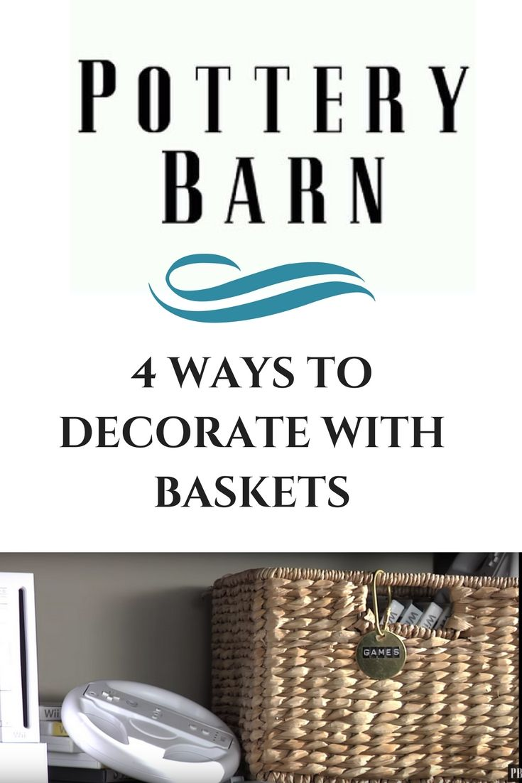 4 ways to decorate baskets storage tips with brian
