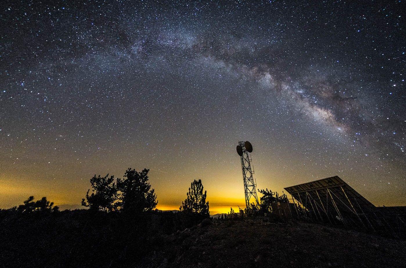 причина том, ночное звездное небо астрофотография мой
