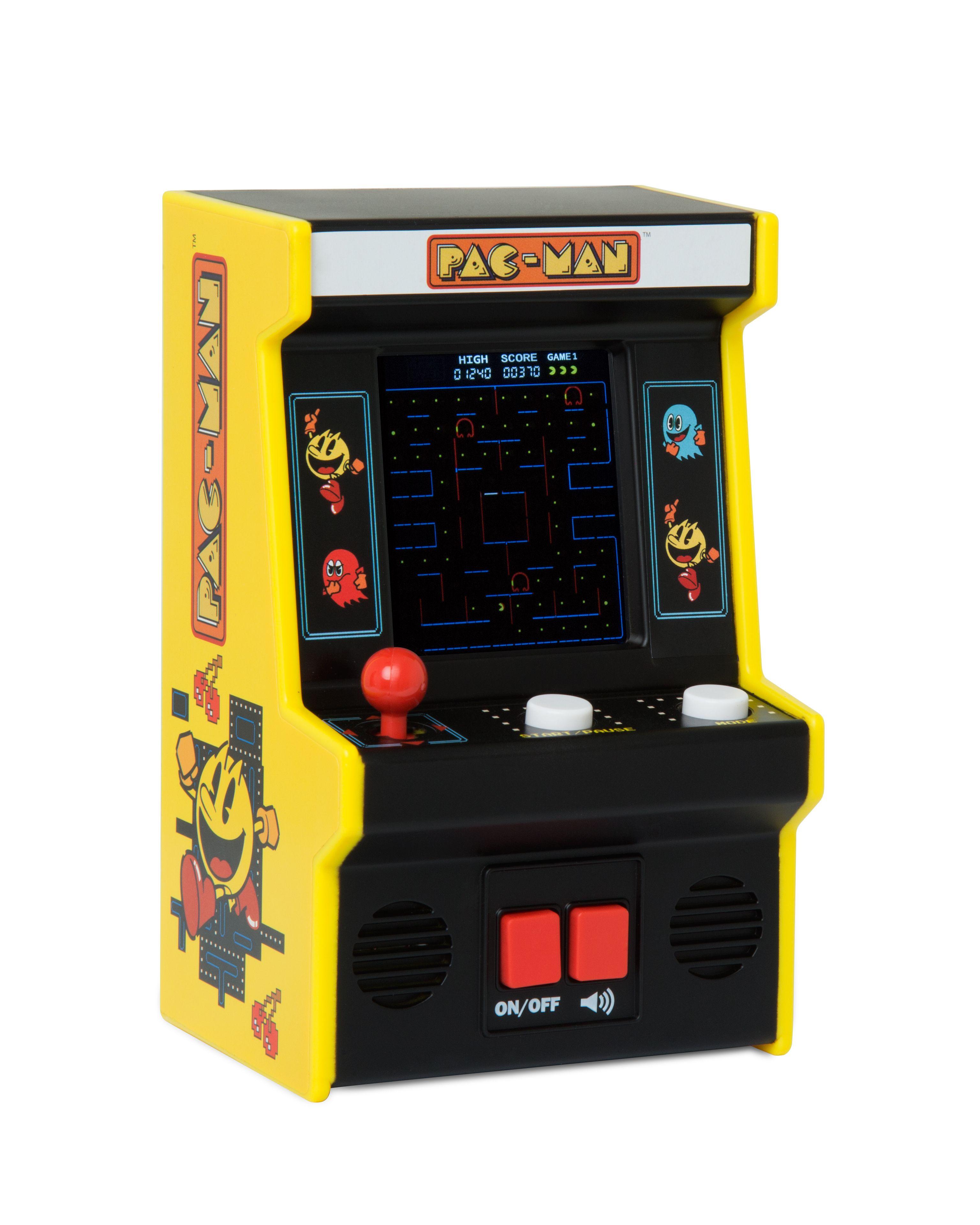 Image result for pacman mini arcade color Mini arcade