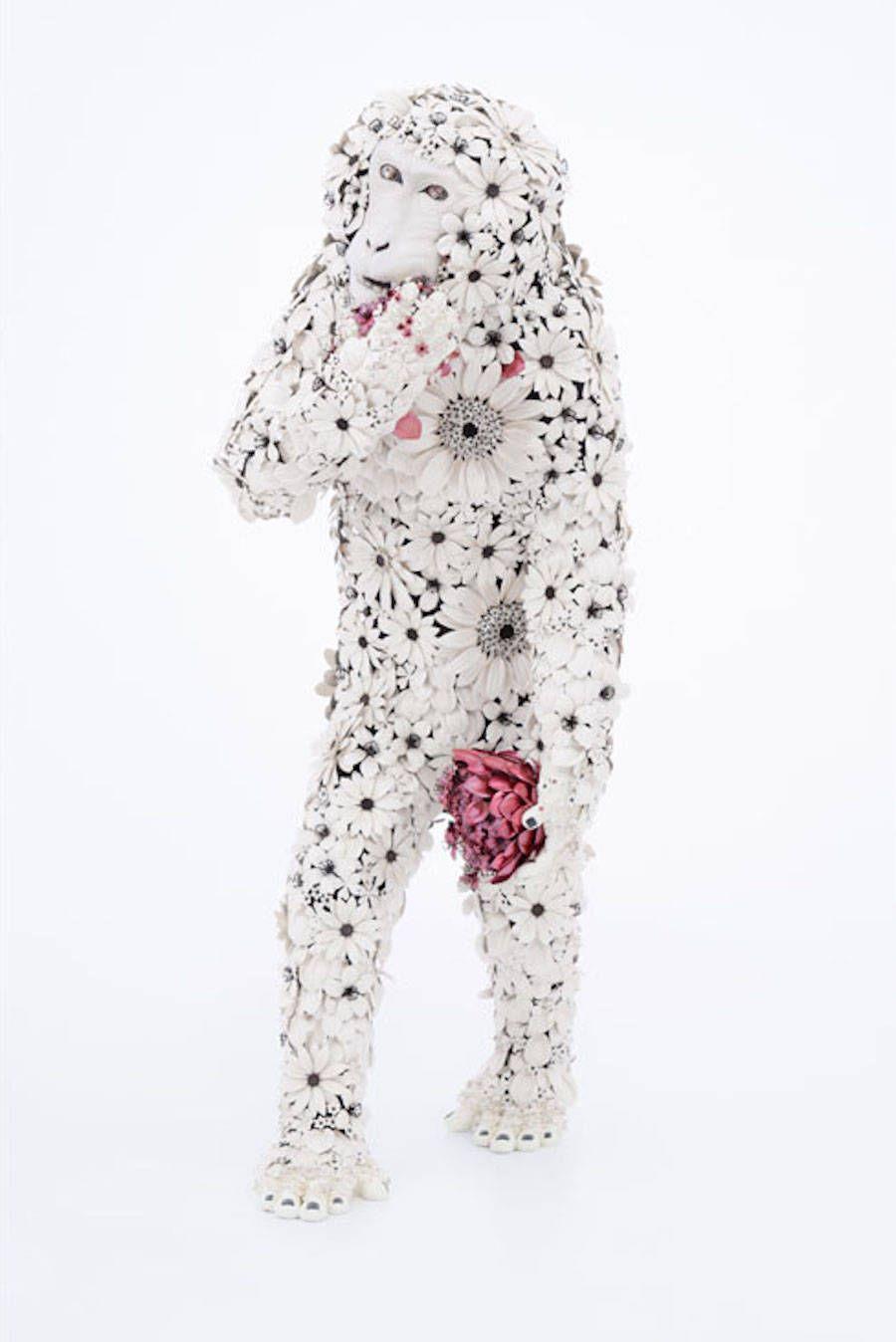 Animals Metal Sculptures by Taiichiro Yoshida – Fubiz Media