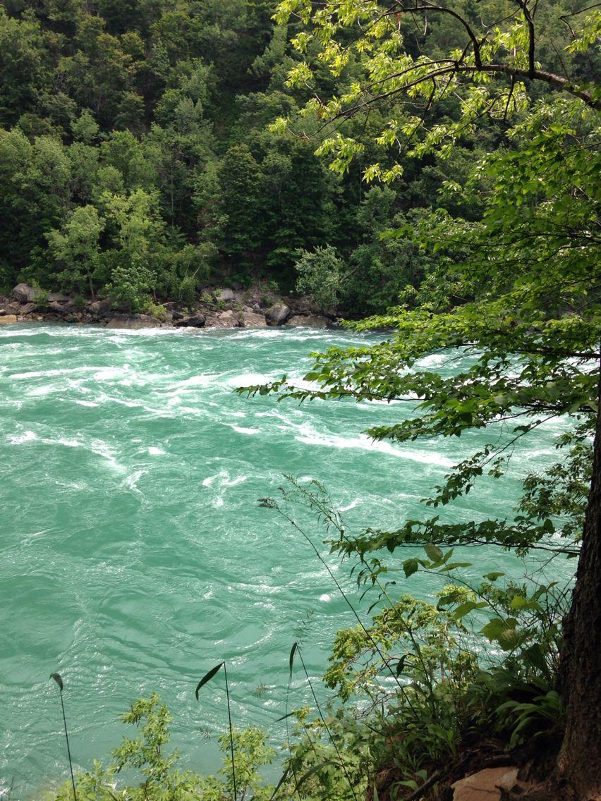 Niagara Rapids!