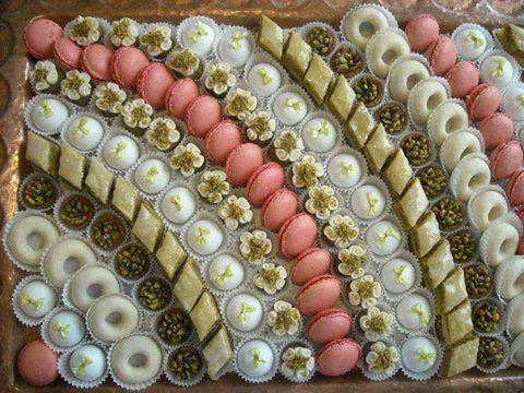variation de gateaux dz | Patisserie tunisienne, Patisseri