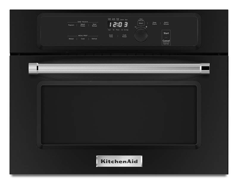 Kitchenaid kmbs104e built in microwave