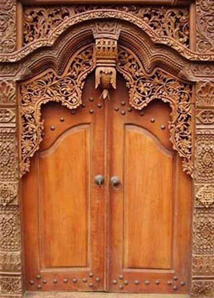 wood door prices- harga pintu kayu  wood door prices   -#Woo…