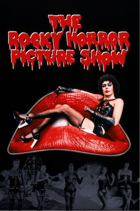 The Rocky Horror Picture Show Poster Artwork - Tim Curry, Susan Sarandon, Barry Bostwick - http://www.movie-poster-artwork-finder.com/the-rocky-horror-picture-show-poster-artwork-tim-curry-susan-sarandon-barry-bostwick/