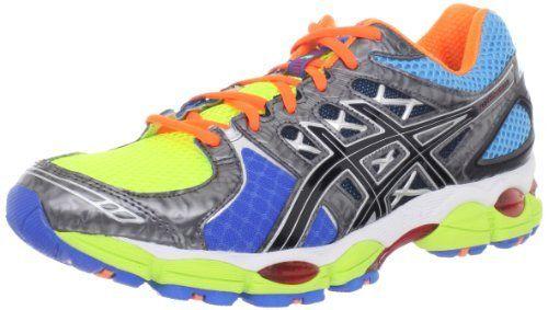 ASICS Men's GEL Nimbus 14 Running Shoe,Lite BrightBlack
