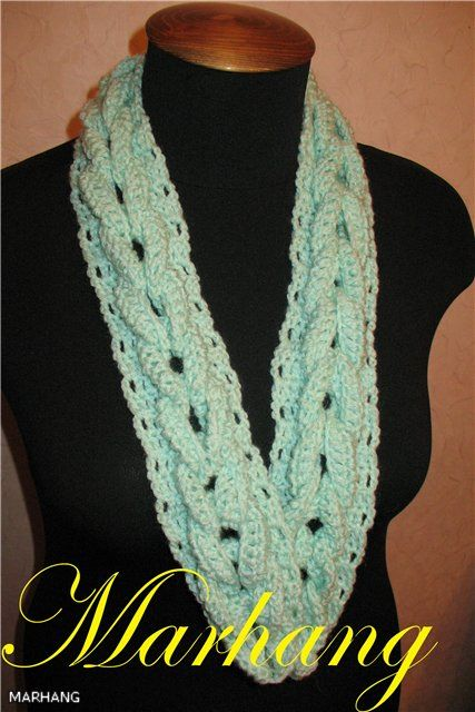 Treccia? | yarn | Pinterest | Gehäkelten schal, Tücher und Schals