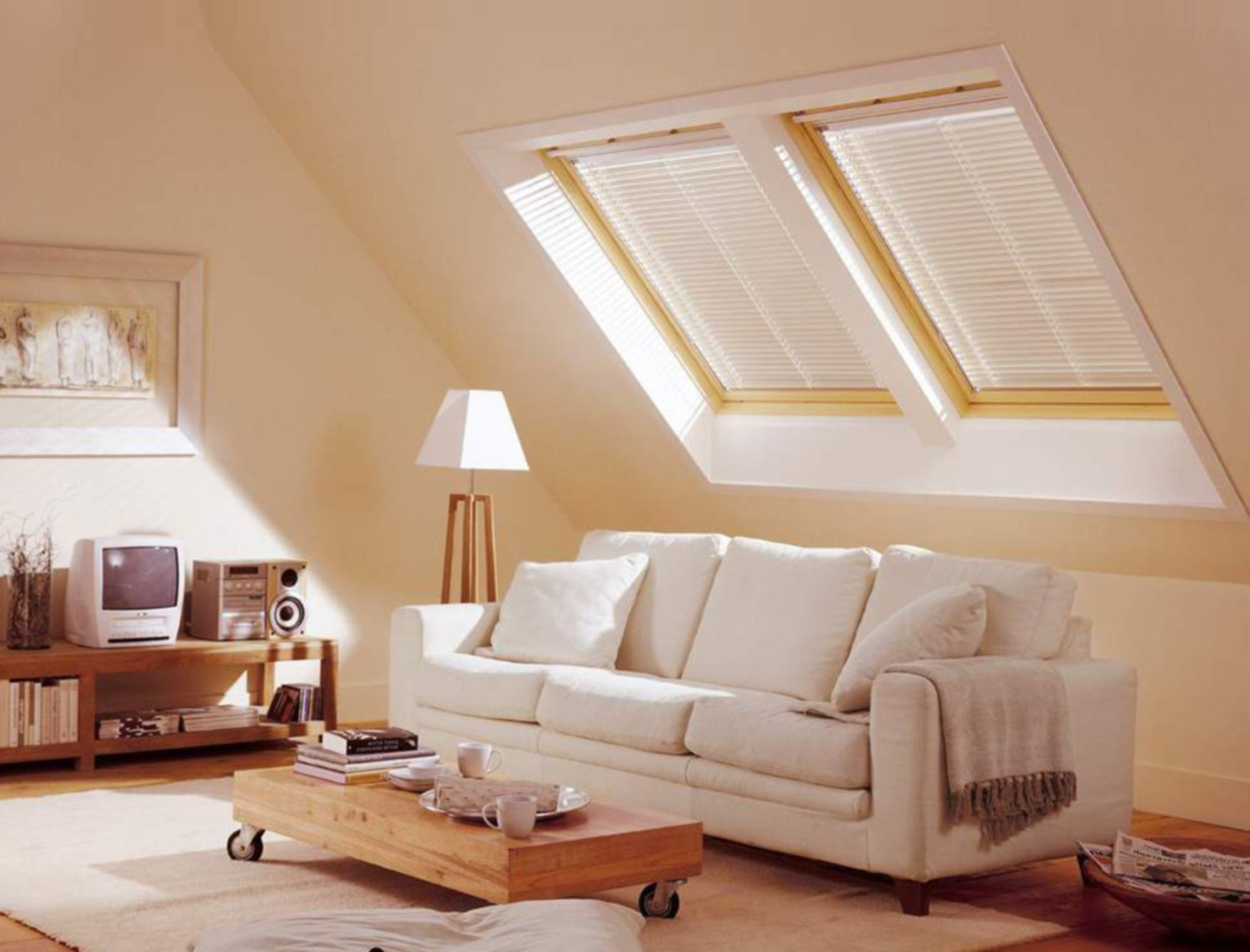 Small attic loft bedroom ideas  Cool Attic Spaces and Ideas  Attic Attic spaces and Attic rooms