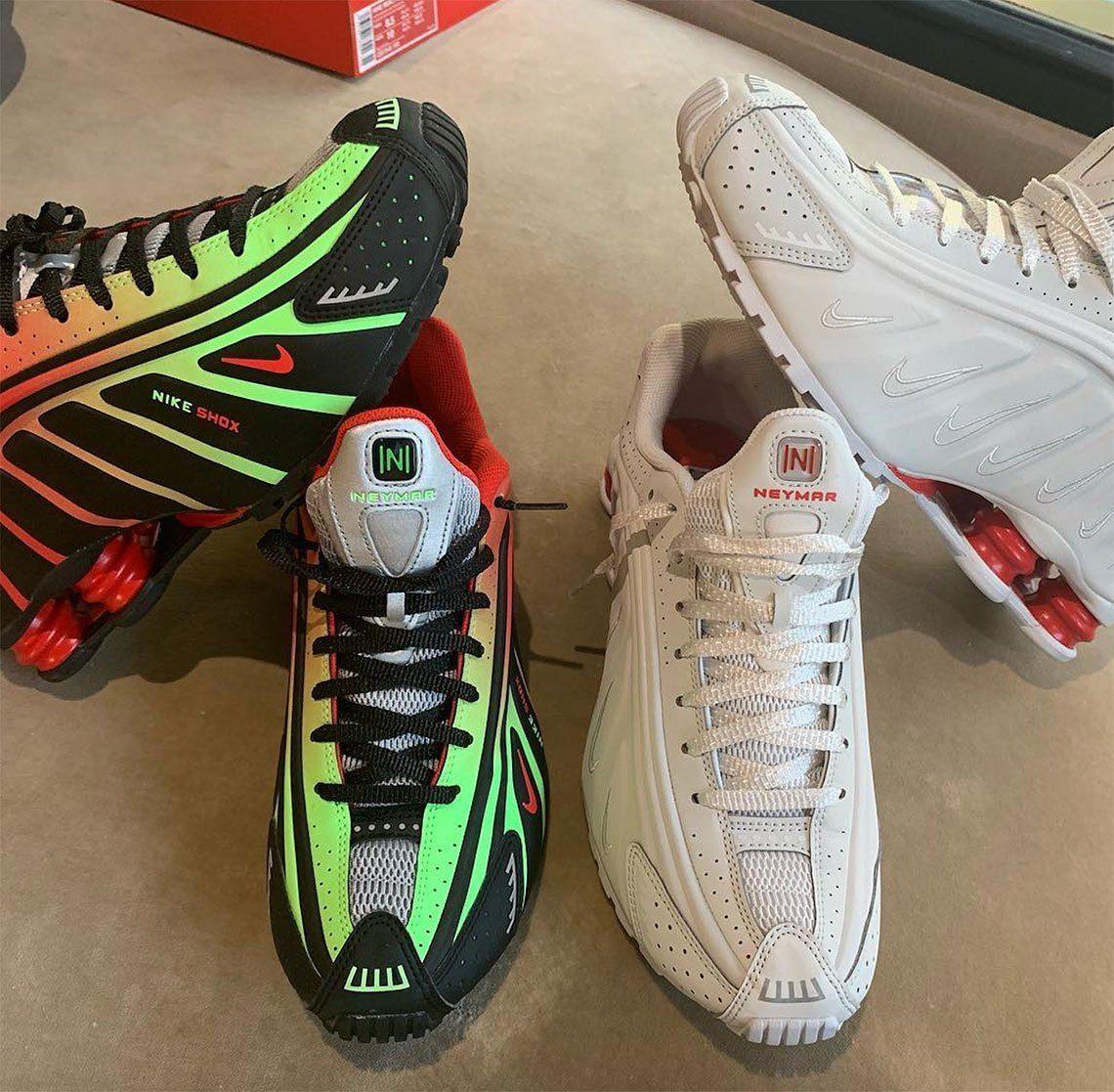 Neymar Jr. x Nike Shox R4 | Nike shox, Neymar, Neymar jr