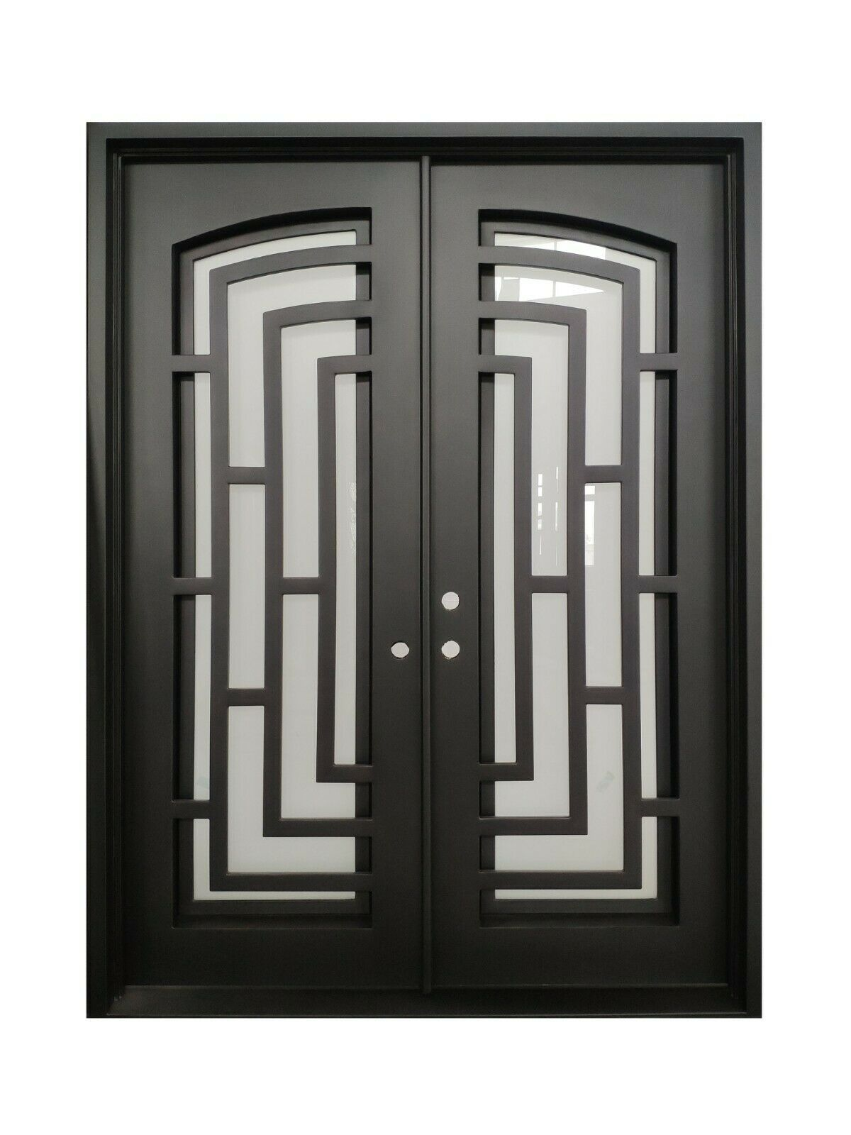 Iron Entry Door