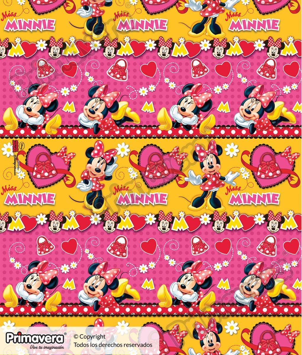 Papel Regalo Minnie Mouse 1-18-734 http://envoltura.papelesprimavera.com/product/papel-regalo-minnie-1-18-734/