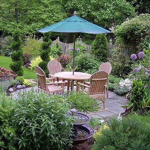 terraza (5) (510x510, 254Kb) Jardines Pinterest Terrazas