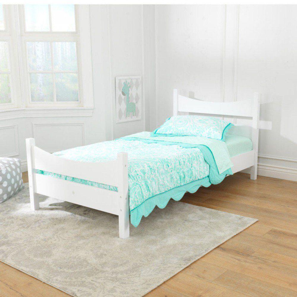 Kidkraft Addison Platform Bed Wayfair With Images Twin Size