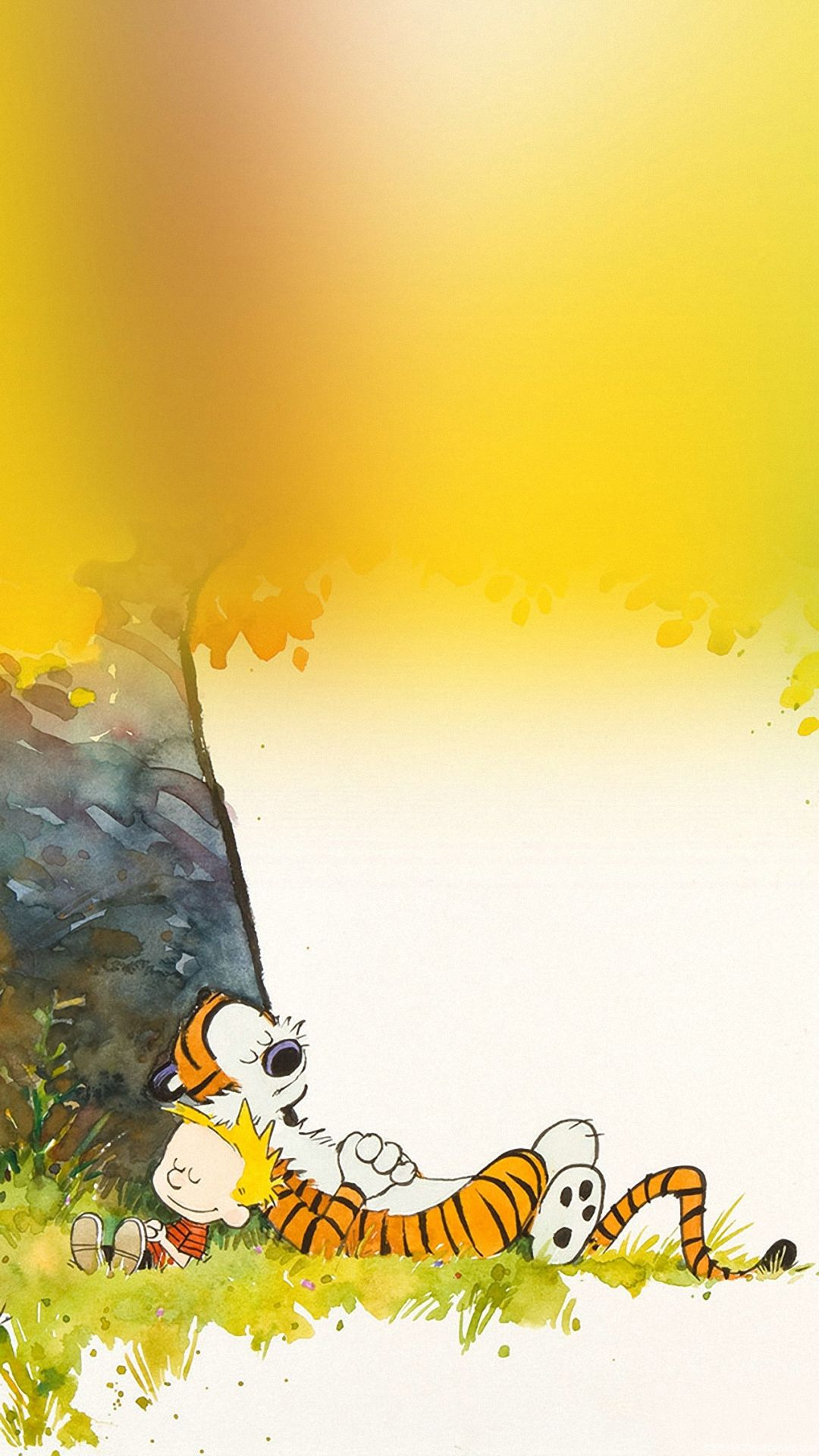 Http Mobw Org 16016 Calvin And Hobbes Wallpaper For Android Html