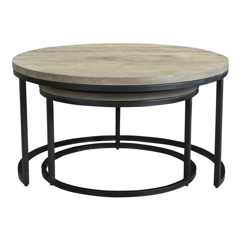 Drey Round Nesting Coffee Tables Set Of 2 In 2020 Round Nesting Coffee Tables Buy Coffee Table Round Coffee Table Sets [ 1024 x 1024 Pixel ]