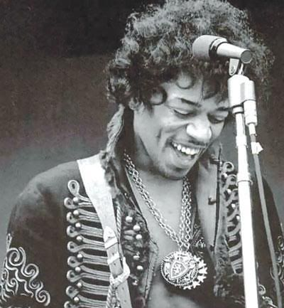 Hendrix I used to live in a room full of mirrors all I