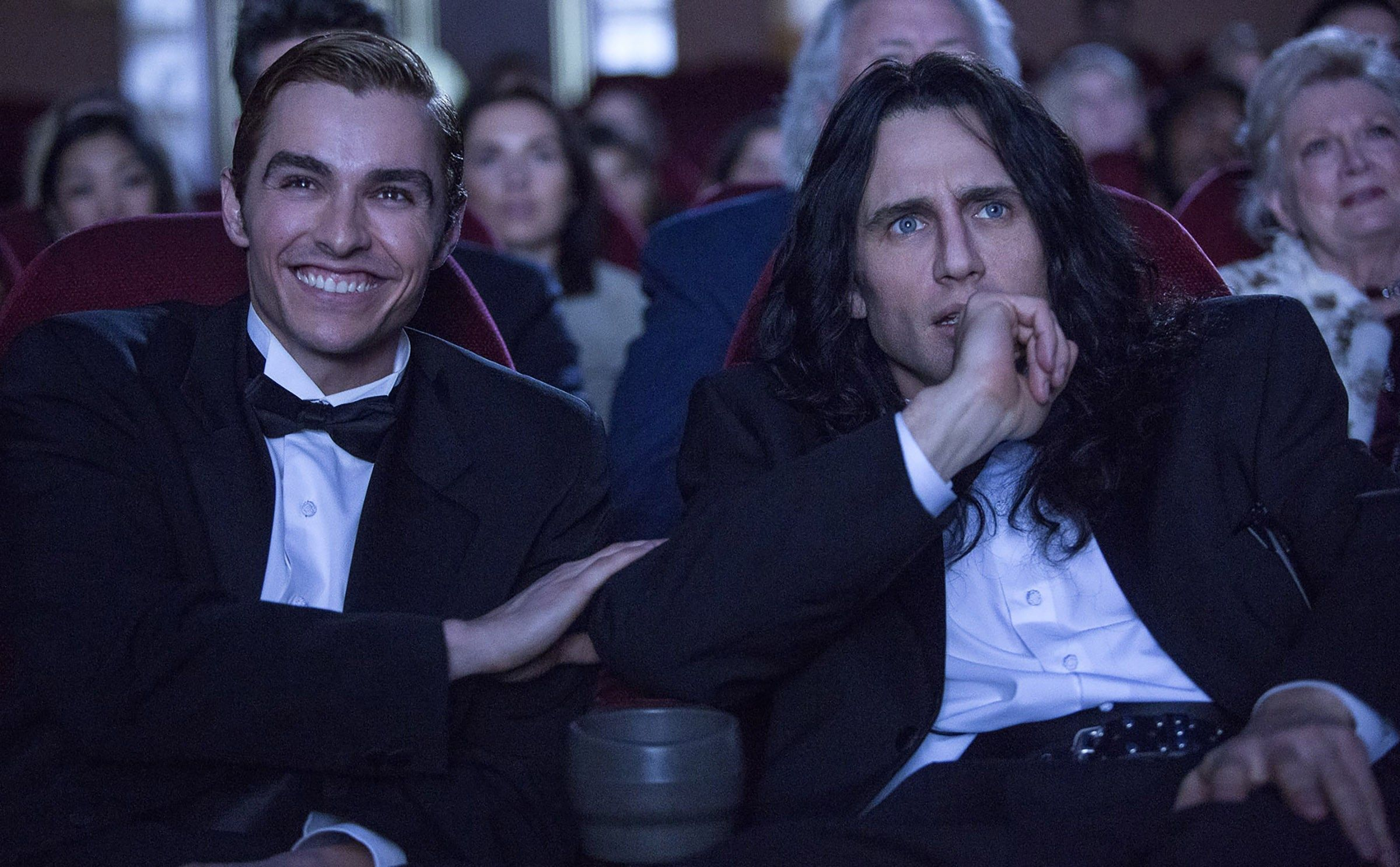 Movie Review 'The Disaster Artist' is James Franco is