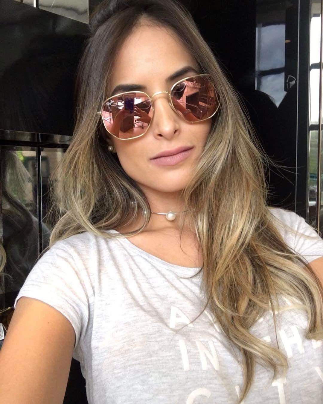 """7df77142ab8aa 457 curtidas, 5 comentários - Oticas Rio Preto ( oticasriopreto) no  Instagram  """"RAY BAN HEXAGONAL 3548N 001 Z2 A Agora também no tamanho 54 (  grande) já ..."""