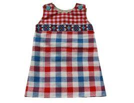 Free pattern: Dutch Baby A-line Dress via Small DreamFactory