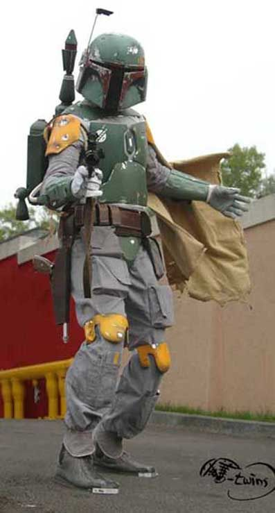 I want my Boba Fett costume to look like this.  sc 1 st  Pinterest & I want my Boba Fett costume to look like this. | Star Wars ...