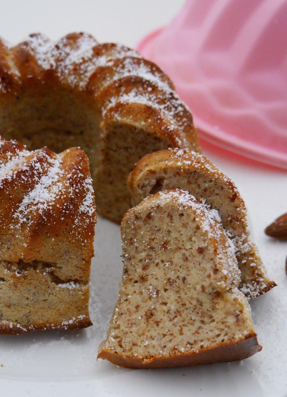 Eiweißreicher Sportlerkuchen  Kuchen ohne mehl, Eiweiß kuchen