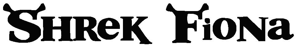 Shrek Font - Shrek Font Generator | Fonts | Font generator, Shrek, Fonts