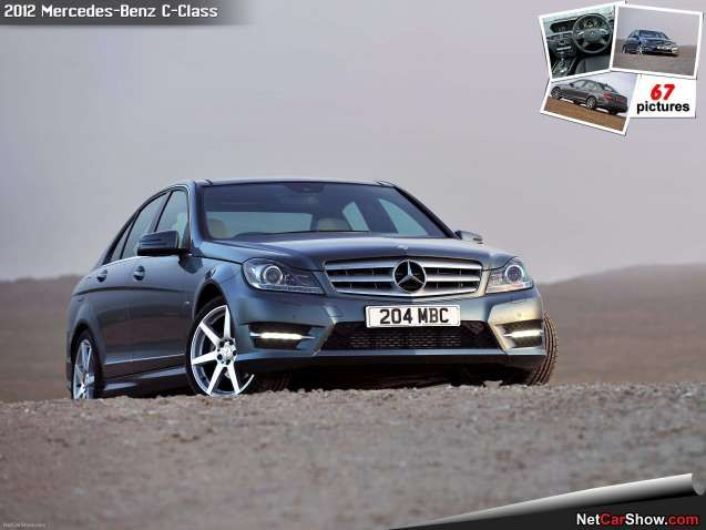 2012 Mercedes C300 Grey Lovely Benz C Class Pictures Information Specs