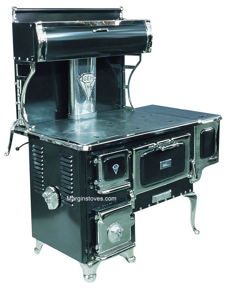 Margin Gem Wood Cook Stove Heating Capacity Of 1750 Square Feet Or More Wood Stove Cooking