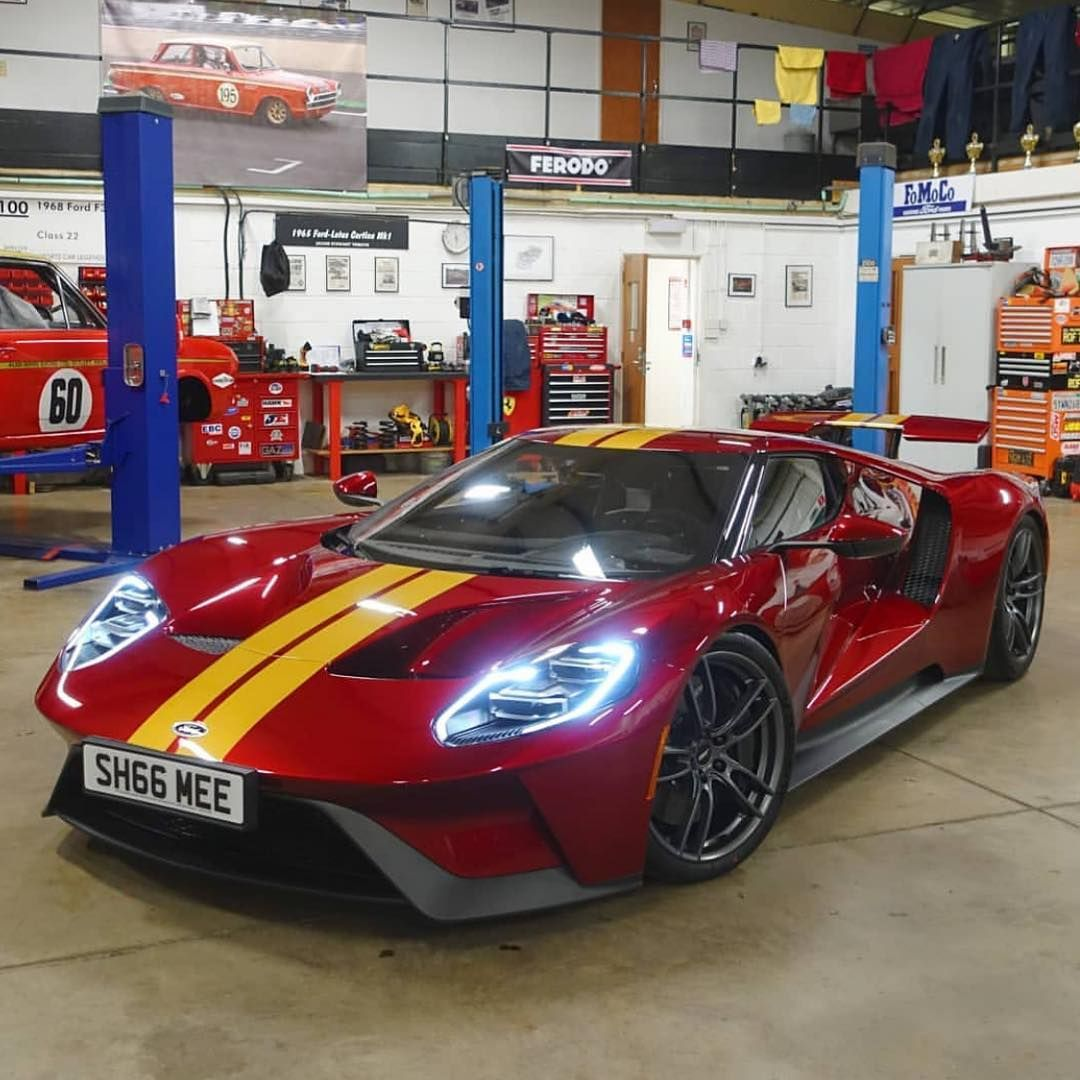 Congrats Shmee150 For Your New Gt Do You Like The Color Follow Supercar For More Ford Gt
