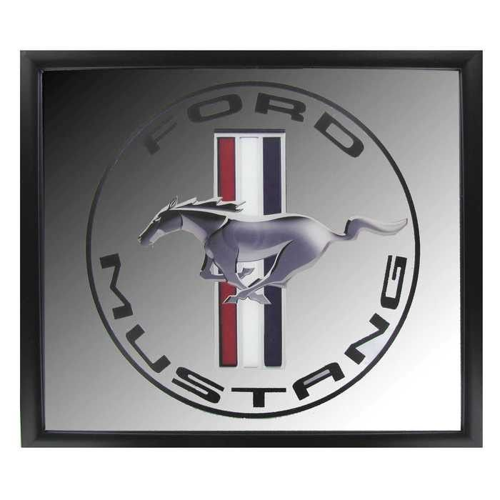 Hobby Crafts & Decor - Ford Mustang Mirror