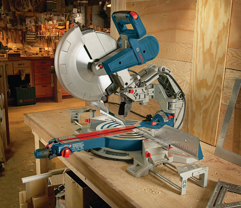 Bosch Gcm12sd 120 Volt 12 Inch Db Glide Miter Saw Miter Saw Blades Amazon Com