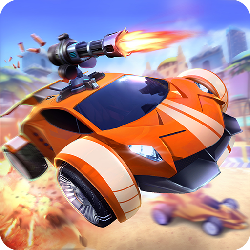 Download Free Android Game Overleague Race To Glory in