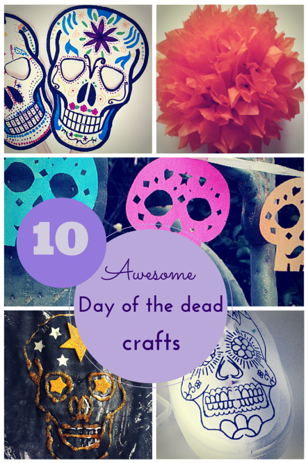 17++ Day of the dead decorations diy trends