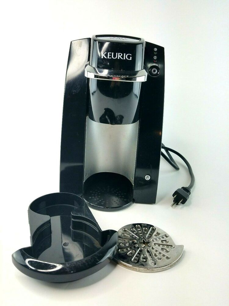 Keurig B30 Mini Coffee Maker Single Cup Brewer Machine Black