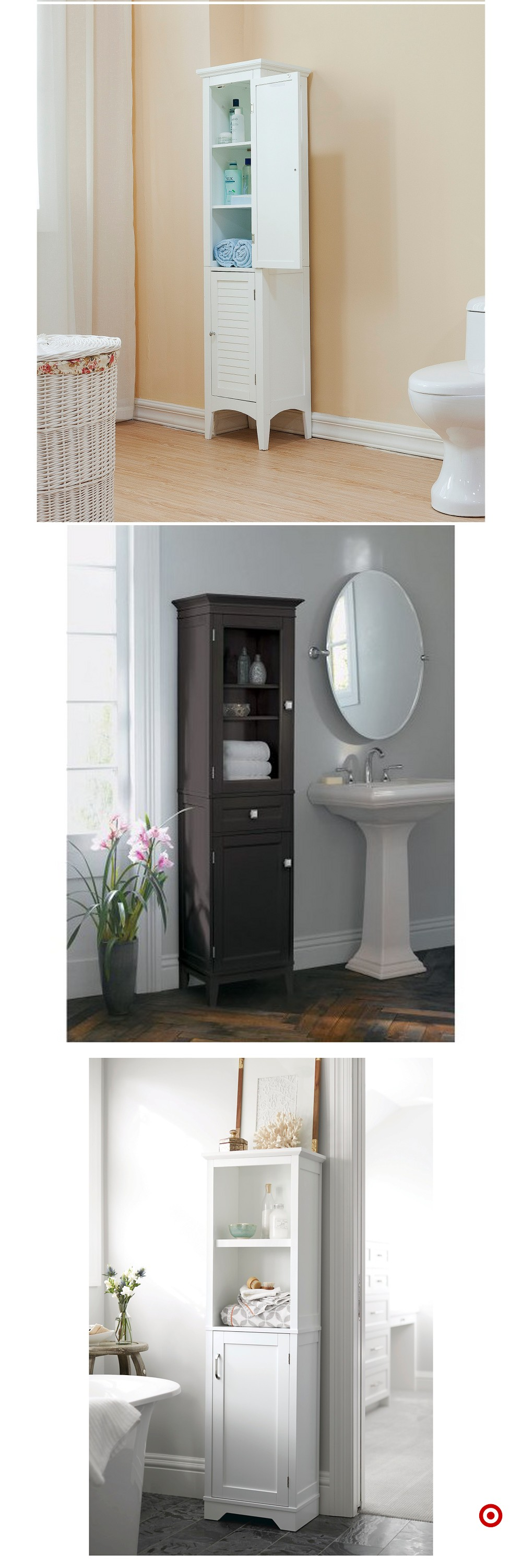 Shop Target For Linen Cabinet You Will Love At Great Low Prices Mesmerizing Bathroom Remodeling Prices Review