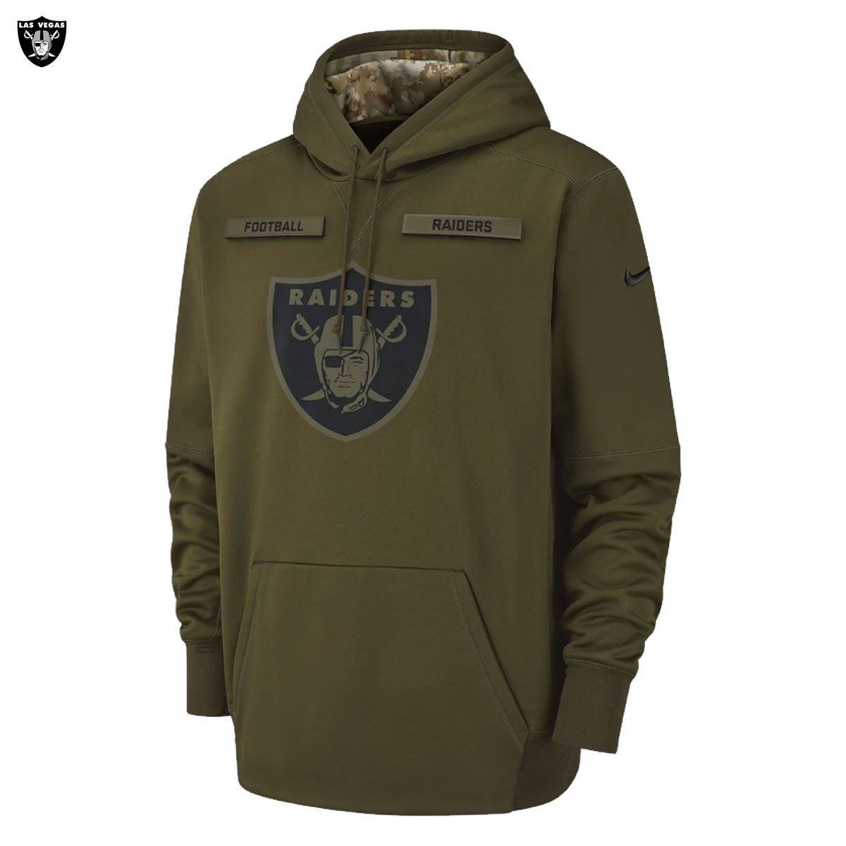 4dd6968b14c NEW Nike 2018 NFL Salute to Service Oakland Raiders Therma PO Hoodie  Limited NWT Salute The Troops! The NEW 2018 Salute To service Line Is  Finally Here!