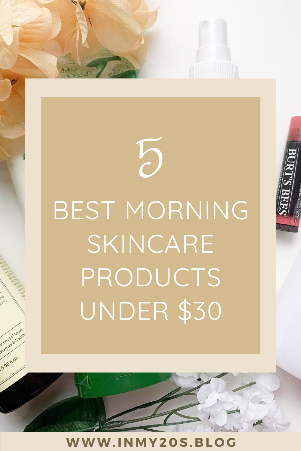 5 Best Morning Skincare Products Under 30 In 2020 Morning Skincare Affordable Skin Care Beauty Skin Care Routine